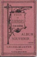 HAUTES PYRENEES-LOURDES Carnet 10 Vues-MB - Lourdes