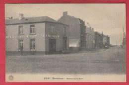 Gembloux - Avenue De La Gare ...Café-Restaurant A. Detry - 1924 ( Voir Verso ) - Gembloux