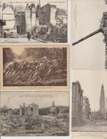 N  24   Lot 100 CPA    Différentes   De La Guerre 1914-1918 - Postcards