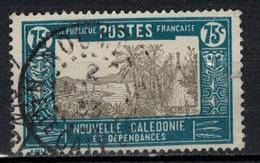 NOUVELLE CALEDONIE       N°  YVERT     152     ( 5 )     OBLITERE       ( O   3/37 ) - Neukaledonien