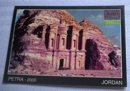 JORDAN PETRA 2000  (86) - Giordania