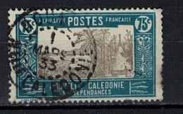 NOUVELLE CALEDONIE       N°  YVERT     152     ( 9 )     OBLITERE       ( O   3/37 ) - Gebraucht