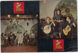 Lisboa - 'FAIA' Restaurante Tipico, Folk Dances And 'Fados' Songs - Adr. Rua Da Barroca, 48   -  (Portugal) - Lisboa