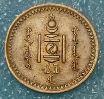 Mongolia 1 Möngö, 27 (1937) - Mongolia