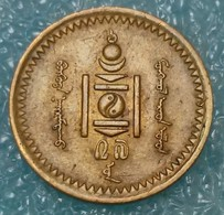 Mongolia 1 Möngö, 27 (1937) -0518 - Mongolie