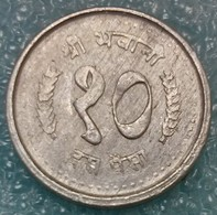 Nepal 10 Paisa, 2048 (1991) - Nepal