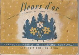 Livret De Chansons Pour Jeannettes Et Autres Petites Filles De France - Books, Magazines, Comics