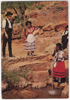 Algarve - Folklore : Camponesa Lavando A Infusa  / Country-Woman Washing Out The Water-jug -  (Portugal) - Faro