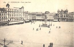 (59) Nord - CPA - Dunkerque - Place Jean Bart - Dunkerque