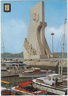 Lisboa - Padrao Dos Descobrimentos Na Doca De Belém / Discoveries Monument In The Belém's Quay  -  (Portugal) - Lisboa
