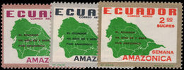 Ecuador 1961 Amazon Week Unmounted Mint. - Ecuador