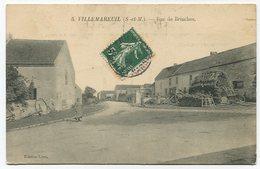 VILLEMAREUIL Rue De Brinches - Francia