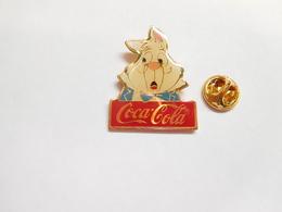 Beau Pin's , Coca Cola , Personnage Disney , Lapin - Coca-Cola