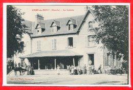 50 - CHEF Du PONT --  La Laiterie - Other Municipalities