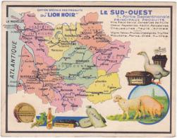Produits Du Lion Noir - 1. Partie Septentrionale - Le Sud Ouest - Autres