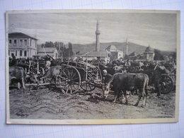 YOUGOSLAVIE - CPA - Belle Carte D'un Marché - Jugoslavia