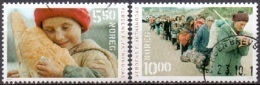 NOORWEGEN 2003 Vluchtelingen GB-USED - Norway