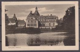 GERMANY ,  Anholt  , OLD  POSTCARD - Borken