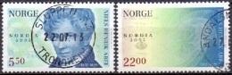 NOORWEGEN 2002 NORDIA 2002 GB-USED - Norway