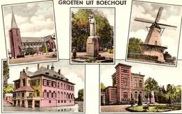 Groeten Uit Boechout (5 Zichten) - Boechout