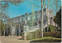 Palácio De Queluz -  (Portugal) - (Red Meter-mark 'Necessidades', Lisboa) - Lisboa