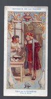 Chromo Offert Pr LA FLOREINE : Chanson MONSIEUR DE LA PALISSE (partition Au Verso) (PPP13785B) - Autres