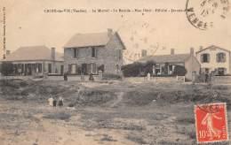 CPA, Saint-Gilles-Croix-de-Vie 85800 En Vendée - Saint Gilles Croix De Vie