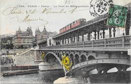PARIS: PASSY- LE PONT DU METROPOLITAIN - Autres