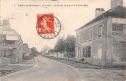 CPA, Voisins-le-Bretonneux 78960 Sur Le Chemin De Versailles - Frankreich