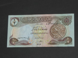 1/2 Half Dinar 1980 - Central Bank Of Irak  **** EN ACHAT IMMEDIAT **** - Iraq