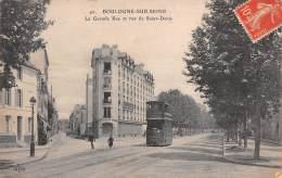 CPA, Boulogne-Billancourt 92100 Dans Les Hauts-de-Seine - Boulogne Billancourt