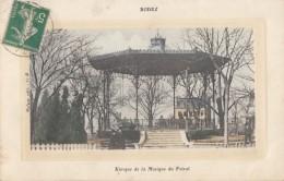 CPA - Rodez - Kiosque à Musique Du Foirail - Rodez