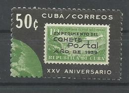 CUBA   YVERT  763     MNH  ** - Cuba