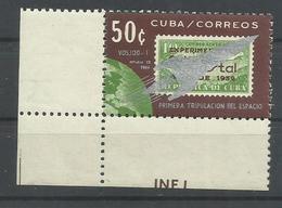 CUBA   YVERT  764     MNH  ** - Cuba
