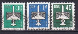 DDR  2751 - 2753   Gestempelt - DDR