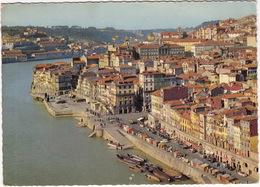 Porto - Rio Douro E Cáis Da Ribeira - (1969) -  (Portugal) - Porto
