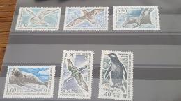 LOT 405910 TIMBRE DE COLONIE TAAF NEUF** LUXE N°55 A 60 - Terres Australes Et Antarctiques Françaises (TAAF)