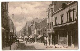 CPA   WINDSOR    1911     PEASCOD STREET - Windsor