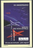 ANGOLA  YVERT  H/B 37      MNH  ** - Angola