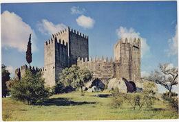 Guimarães - O Castelo De Guimaraes -  (Portugal) - Braga