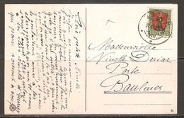 Carte P ( Suisse / Pro-Juventute De 1923 ) - Oblitérés