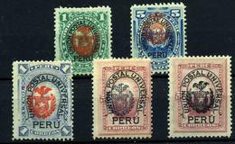 3349-Perú Nº 54/8 - Perú