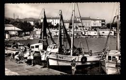 Carqueiranne - Port De Pêche CPSM Foramt CPA - Var - Carqueiranne