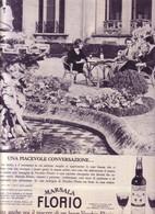 (pagine-pages)PUBBLICITA' MARSALA FLORIO    Oggi1962. - Libri, Riviste, Fumetti