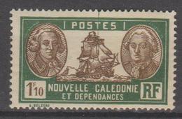 Y&T No 155 - New Caledonia