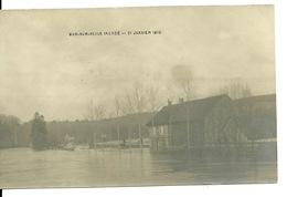 10 - BAR SUR SEINE INONDE / INONDATIONS 1910 - 21 JANVIER 1910 - Bar-sur-Seine