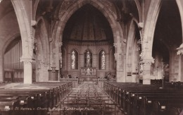 TUNBRIDGE WELLS -ST JAMES CHURCH INTERIOR - England