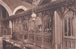 BERRY POMEROY CHURCH INTERIOR - England