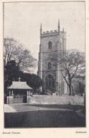 SIDMOUTH CHURCH - England
