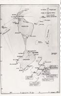 MAP CARD  - ST PIERRE ET MIQUELON - Maps